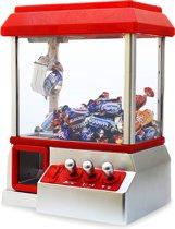 MikaMax Candy Grabber Snoep grijpmachine Snoepautomaat