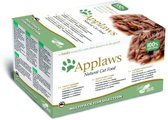 Applaws cat pots mp fish selection kattenvoer 8x60 gr