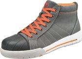 Bata sneakers werkschoenen - Bickz 731 ESD - S3 - grijs - maat 38 - hoog