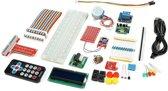 Raspberry Pi Basis Set - Compatibel Starter Kit - met IR Raspberry Pi afstandsbediening