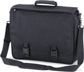 Quadra Schoudertas - Messenger Dark Graphite