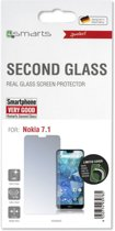 4Smarts Second Glass Nokia 7.1 Tempered Glass Screen Protector