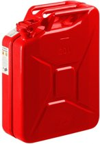Jerrycan 20L rood