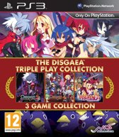The Disgaea Triple Play Collection /PS3