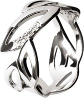 Hot Diamonds - Simply Sparkle Ring   DR077