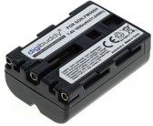 digibuddy A Merk Accu Batterij Sony NP-FM500H - 1600mAh