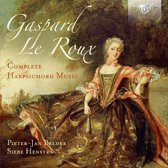 Gaspard Le Roux: Complete Harpsicho