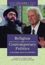 Religion and Contemporary Politics [2 volumes]