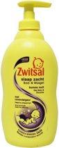 Zwitsal Slaap Zacht Lavendel Bad- & Wasgel - 400 ml - Baby