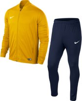 Nike Academy 16 Knit Trainingspak - Senior - Geel - Maat M