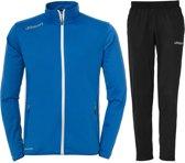 Uhlsport Essential Classic  Trainingspak - Maat M  - Mannen - blauw/zwart