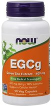 NOW FOODS EGCG Green Tea 400 mg 90 kaps.