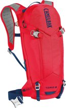 CamelBak T.O.R.O. Protector 8 fietsrugzak, dry racing red/pitch blue