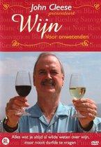 DVD cover van John Cleese - Wijn Voor Onwetenden