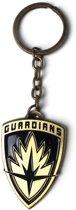 Guardians of the Galaxy Vol 2 - Shield Logo Metal Keychain