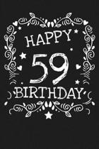 Happy 59 Birthday