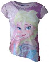 Disney Frozen Elsa t-shirt maat 128