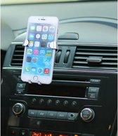 Universal Smartphone Houder K11 Zilver