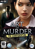 Art Of Murder: FBI Confidential - Windows