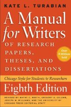 A Manual for Writers of Research Papers, Theses, and Dissertations