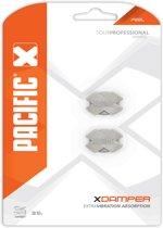 Pacific X Demper - Dempers - 3.5 gram - Zilver thumbnail