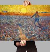 Poster De Zaaier - Vincent van Gogh