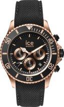 ICE Steel - Black Rose Gold - Large