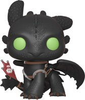 Funko Pop! How To Train Your Dragon Toothless - #686 Verzamelfiguur