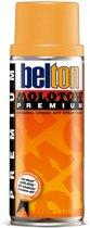 Molotow Belton Premium Neon Oranje - 400ml spuitverf met halfglans afwerking
