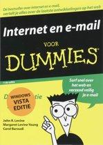 Internet En E-Mail Voor Dummies