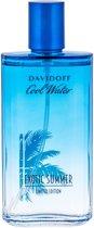 Davidoff coolwater exotic summer men edt 125 ml spray