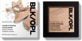 Black Opal Invisible Oil Blocking Pressed Powder – Transparante matterende poeder