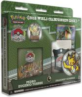Pokemon 2018 World Championship Deck Dragones y Sombras