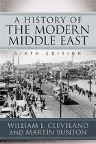 A History of the Modern Middle East, 6th Edition