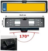 Achteruitrijcamera Auto Kentekenplaat / Kentekenplaathouder - Nachtzicht