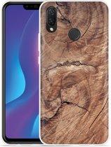 Huawei P smart plus Hoesje Boom doorsnede