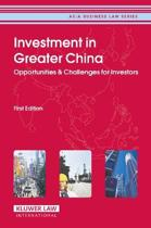 Investment in Greater China