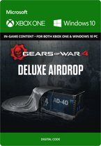 Gears of War 4 - Deluxe Airdrop - Xbox One / Windows 10
