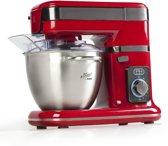 Piet Huysentruyt by DOMO keukenmachine DO9073KR - Rood