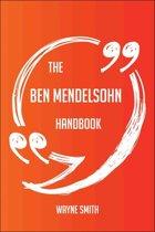 The Ben Mendelsohn Handbook - Everything You Need To Know About Ben Mendelsohn