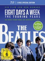 Beatles, The: Eight Days A Week - The Touring Years. Special Edition (import) (dvd)