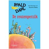 Boek cover De reuzenperzik van Roald Dahl (Paperback)