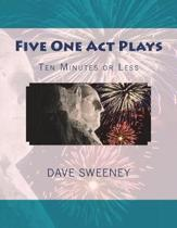 Five One Act Plays