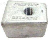 Yamaha / Parsunanode zink 30 t/m 60 pk 4T +25/40 2T (CM67C-45251-00)