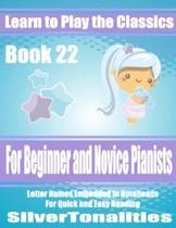 Learn to Play the Classics Book 22