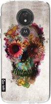 Casetastic Softcover Motorola Moto G7 Power - Skull 2