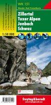 FB WK151 Zillertal • Tuxer Alpen • Jenbach • Schwaz