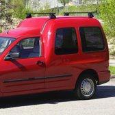 Mont Blanc Dakdragerset ReadyFit 17 voor auto's zonder originele dakreling