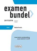 Examenbundel havo Nederlands 2017/2018