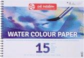 Talens Art Creation aquarel papier - wit - FSC mix